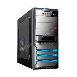 TORRE ATX L-LINK LEONIS 500W USB 3.0 LEDS - Imagen 1