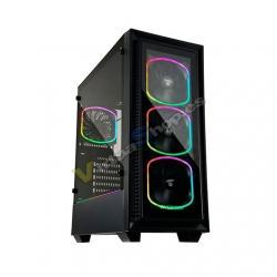 TORRE ATX ENERMAX STARRYFORT SF30 NEGRA RGB - Imagen 1