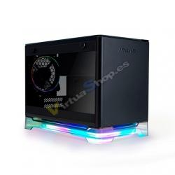 TORRE MINI ITX 650W IN WIN A1 PLUS NEGRO - Imagen 1