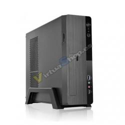TORRE MICRO ATX 500W L-LINK MAGNA GRIS ANT USB 3.0 - Imagen 1