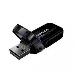 PENDRIVE 64GB USB2.0 ADATA UV240 NEGRO - Imagen 1