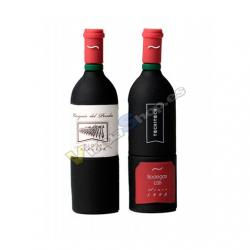 PENDRIVE 16GB TECH ONE TECH BOTELLA VINO - Imagen 1