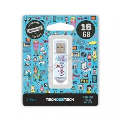PENDRIVE 16GB TECH ONE TECH BE BIKE - Imagen 1