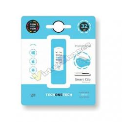 PENDRIVE 32GB TECH ONE SMART CLIP - Imagen 1