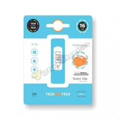 PENDRIVE 16GB TECH ONE SMART CLIP - Imagen 1