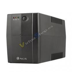 SAI/UPS 450VA NGS FORTRESS600V2 OFFLINE 3XSCHUKO - Imagen 1