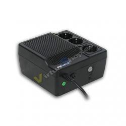 SAI/UPS PHASAK COMPACT 600 VA 3XSCHUKO PH 9466 - Imagen 1