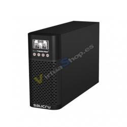 SAI/UPS 700VA SALICRU SLC 700 TWIN PRO2 ONLINE - Imagen 1