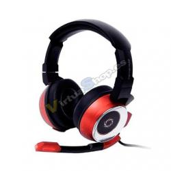 AURICULARES AVERMEDIA SONICWAVE 7.1 GH337 ROJO - Imagen 1
