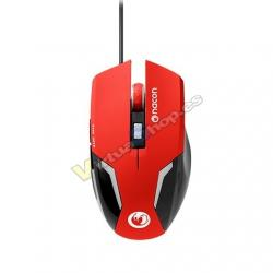 RATON OPTICO NACON PCGM-105RED GAMING ROJO - Imagen 1