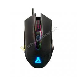 RATON OPTICO THE G-LAB KULT-RADIUM GAMING NEGRO - Imagen 1