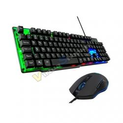 TEC+RAT THE G-LAB GAMING COMBO ZINC - Imagen 1