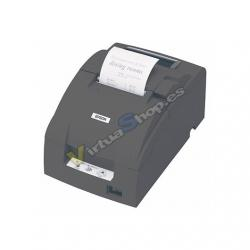 TPV IMPRESORA TICKETS EPSON TM-U220D USB NEGRO - Imagen 1