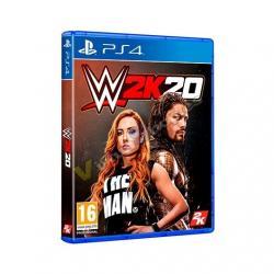 JUEGO SONY PS4 WWE 2K20 - Imagen 1