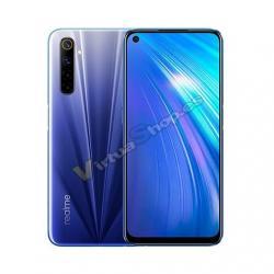 MOVIL REALME 6 4GB 64GB DS COMET BLUE OCTA-CORE/6.5 /2400X1 - Imagen 1