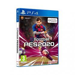 JUEGO SONY PS4 eFOOTBALL PES 2020 - Imagen 1