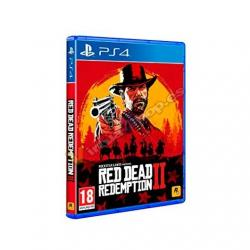 JUEGO SONY PS4 RED DEAD REDEMPTION 2 - Imagen 1