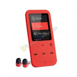 MP4 8GB ENERGY SISTEM TOUCH CORAL - Imagen 1