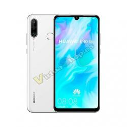 MOVIL SMARTPHONE HUAWEI P30 LITE DS 4GB 128GB PEARL WHITE - Imagen 1