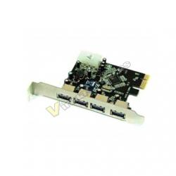 TARJETA 4 PTOS USB 3.0 APPROX PCI-E - Imagen 1