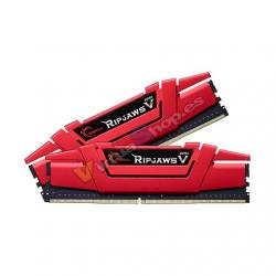 MODULO MEMORIA RAM DDR4 16G 2x8G PC3000 G.SKILL RIPJAWS V - Imagen 1