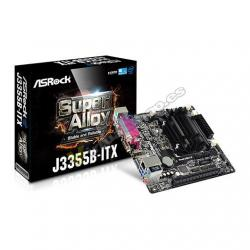 PLACA BASE ASROCK J3355B-ITX CPU INTEL DUAL CORE - Imagen 1