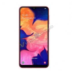"SMARTPHONE SAMSUNG A10 6,2"" ROJO 2GB 32GB - Imagen 1"