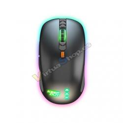 RATON OPTICO KEEP OUT X5PRO GAMING NEGRO - Imagen 1