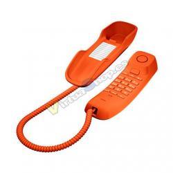 TELEFONO FIJO GIGASET DA210 NARANJA - Imagen 1