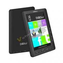 E-BOOK 7 BILLOW MULTIMEDIA COLOR EBOOK READER NEGRO - Imagen 1