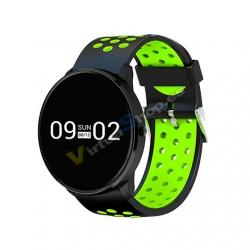 SMARTWATCH BILLOW SPORT WATCH XS20S NEGRO/VERDE - Imagen 1