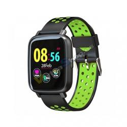 SMARTWATCH BILLOW SPORT WATCH XS35 NEGRO/VERDE - Imagen 1