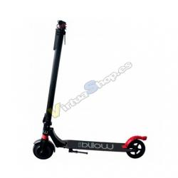 SCOOTER ELECTRICO BILLOW E-SCOOTER URBAN 6.5 NEGRO/ROJO - Imagen 1