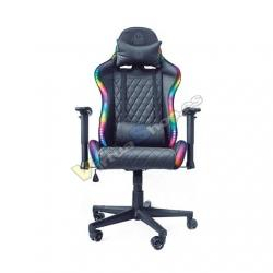 SILLA GAMING KEEP OUT XSPRO-RGB NEGRO - Imagen 1