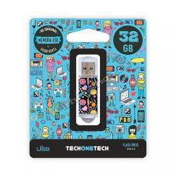 PENDRIVE 32GB TECH ONE TECH CANDY POP - Imagen 1