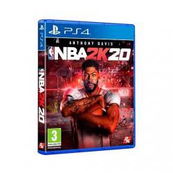 JUEGO SONY PS4 NBA 2K20 - Imagen 1