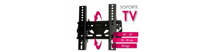 Soportes TV