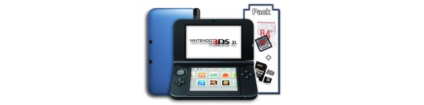 3DS XL Consolas