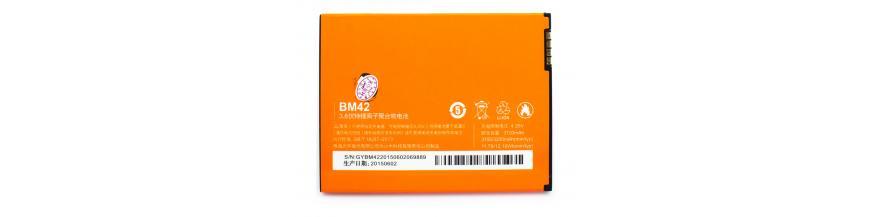 Baterias Xiaomi