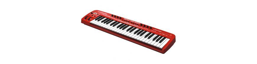 MIDI Y CONTROL REMOTO