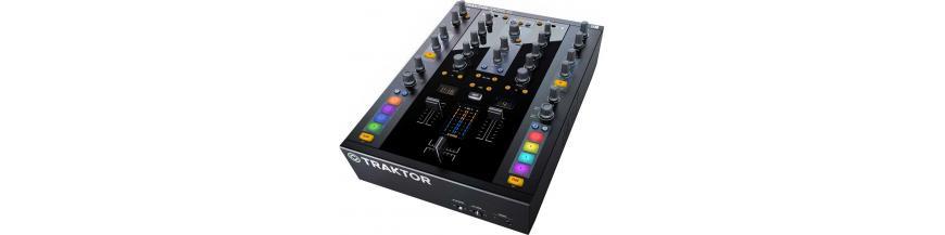 MESA DE MEZCLAS DE DJ
