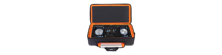 FUNDA / FLIGHT CASE PARA EQUIPO DJ