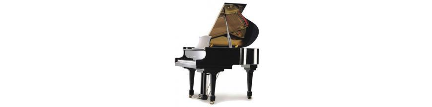 PIANO ACUSTICO DE COLA