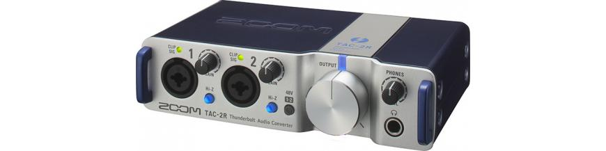 INTERFACE DE AUDIO THUNDERBOLT