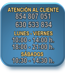 Horario Virtua Shop Sevilla