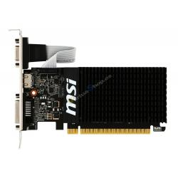 TARJETA GRÁFICA MSI GT 710 2GB GDDR3 LP - Imagen 1