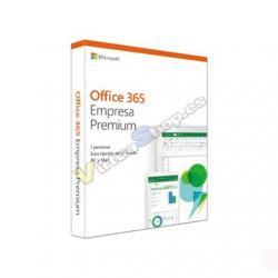 SOFTWARE MICROSOFT OFFICE 365 BUSINESS PREMIUM - Imagen 1