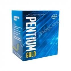 PROCESADOR INTEL 1151-8G PENTIUM GOLD G5400 2X3.7GHZ - Imagen 1
