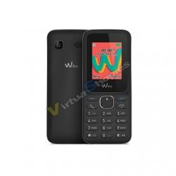 MOVIL SMARTPHONE WIKO LUBI5 PLUS DS NEGRO - Imagen 1
