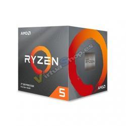 PROCESADOR AMD AM4 RYZEN 5 3400G 4X4.2GHZ/6MB BOX - Imagen 1